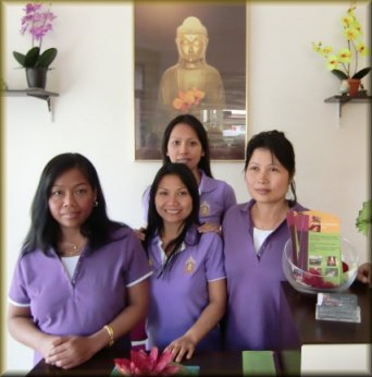 Thai massage wedel